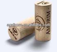 Custom Natural Type Wine Stopper Cork