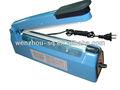 Bom preço portátil de plástico shell mão impulse sealer calor para saco de plástico, pe/pp bag máquina de embalagem