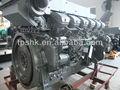 1000kw generador diesel mitsubishi en contenedores