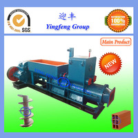 for small brick plant clay brick extruder,JKR30 small clay brick extruder