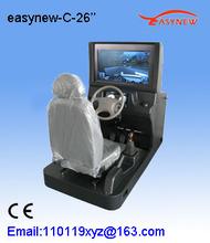 Driving school use automotive training equipment