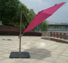 10ft Alu. Simply quick up umbrella