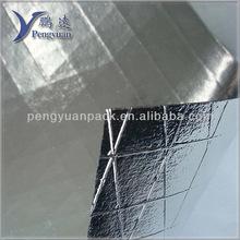 double sides reflective fiberglass aluminum foil paper