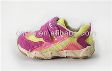 2014 New Spring medical functional Children shoes TXG178 peach red/yellowish green