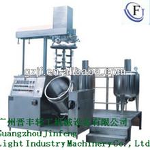 Cosméticos que faz o equipamento, Inclinação creme de vácuo emulsificante, Pomada, Loção emulsificante