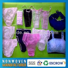 Hot Sale Ladies Sexy Womens Disposable Underwear