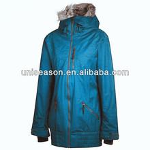 Fur Hood Snow Jacket