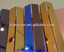 201 202 304 316 stainless steel sheet stainless steel plate for wall decoration