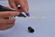 Pennarello ad inchiostro indelebile per l'elezione
