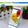 "F9006 Cheapest 4.3"" MTK6582 Quad Core phone dual sim 8.0MP 1G 4G low cost touch screen mobile phone"