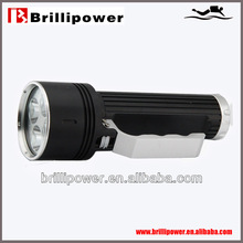 Brillipower light dive/hot selling and new type diving cree led light/flash light dive