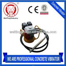 wtzb50 benzina vibratore per calcestruzzo tubo