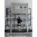 1t/h entièrement automatique ss de purification d'eau potable unités