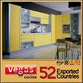kolay monte avrupa sarı mutfak dolabı