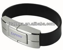 Watch style Metal usb bracelet