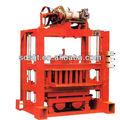Qtj4-40 fabricación de bloques de cemento de la máquina en India