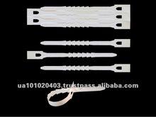 Heat-Resistant Plastic Clip