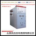 kyn trifásico de distribuição de energia elétrica gabinete painel da caixa
