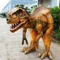 profesional divertidos disfraces para adultos para dinosaurios animados traje de la exposición