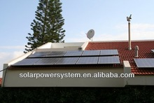 800w Complete with battery and brackets solar energy system