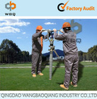 WBQ HD-05 improved electric screw drilling machine for construction, solar power system