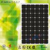 high efficiency grade A 220w mono solar panel 220 watt 12v with tuv ul
