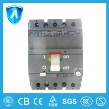 100A~1600A 3P Adjustable MCCB moulded case circuit breaker