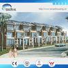 prefabricated light gauge steel structure villa