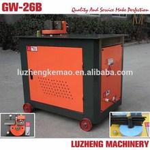 GW-26B electric stirrup bender,steel stirrup make machine for construction stirruo bender