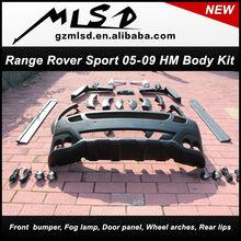 auto spare part land/range rover sport 2005-2009 haman performance body kit