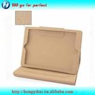 Manufature card slot leather cases for tablets