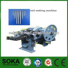 Z94-4c automático máquina para a fabricação de unhas vendas da fábrica