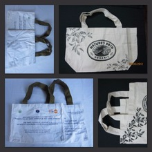 Customized size Canvas Grocery bag