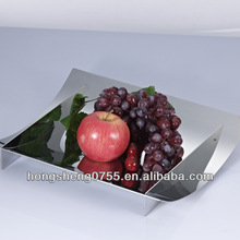 Antique silver fruit bowl with high quality for wholesale