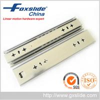 Full extension drawe slider for drawer