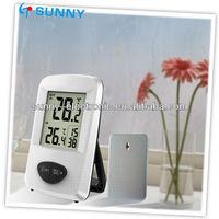 China Wholesale Plastic Digital Alarm Clock Spring