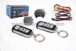 One Way Car Alarm System,Universal Car Alarm PLC3000, High Quality Car Alarm Systems