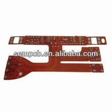 Double-sided Flexible PCB (Battery Applications) with 100% Electrical Tested, UL Mark