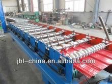 metal roof sheet making machine/Zinc roof tile making machine/galvanize roof panel roll forming machine