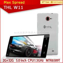 MTK6589T 1920*1080 THL W11 2GB+32GB high mega pixel smart phone