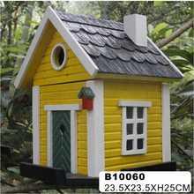 2014 new design wood bird houses