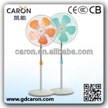 strong powerful small electric fan plastic fan CE