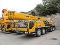 ارتفاع شعبية xcmg 50 qy50k-ii طن شاحنة رافعة متنقلة