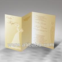 Wedding invitation F1170o