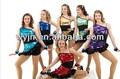 Caliente de la moda!! Jazz baile de disfraces, desgaste de la danza al por mayor, tutu, ballet dresss s arábica sólo para adultos