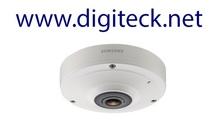 SS4 - SAMSUNG SNF-7010V EXTERNAL VANDAL RESISTANT 360 DEGREES HD FISHEYE LENS 3MP IP CCTV CAMERA POE