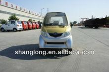China mini 2 doors 3 seats 4 wheels electric automobile