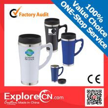 Custom Advertising Vacuum Flask,Stainless Steel Mug