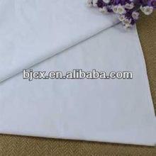 """80% polyester 20% cotton blended 45x45 133x72 44/45"""" woven plain bleach&white poplin for Algeria"""