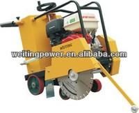 WTQG450 gasoline engine floor saw machine